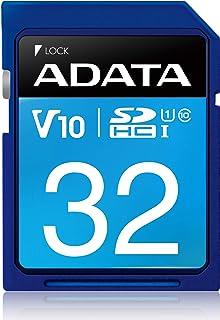 ADATA Premier SDHCカード 32GB Class10 UHS-I ASDH32GUICL10-R