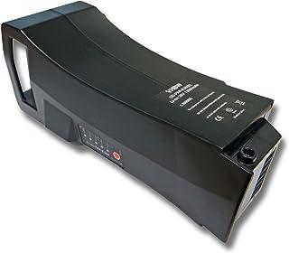 vhbw Batería de Repuesto Adecuada para E-Bike Kalkhoff Pro Connect i27 27-G Dual Drive, Pro Connect i8 HS 8-G Nexus. (Li-Ion, 13Ah, 36V)