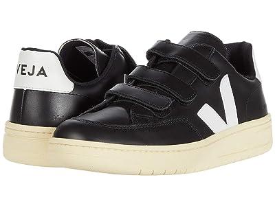 VEJA V-Lock (Black/White/Butter) Shoes