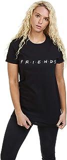 Friends Titles Felpa Donna