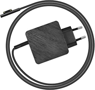 LEICKE Surface Pro Laptop Power Supply Max. 45W   TÜV   USB-C: 20V/2.25A, 2V/3A, 9V/3A, 5V/3A   Oplader 44W 15V 2.58A Adap...