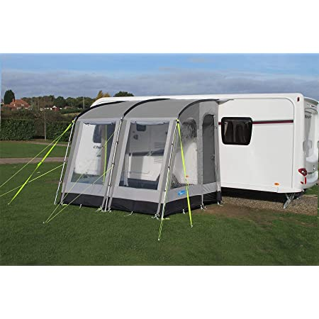 Kampa Rally 330 Exquisite Breathable Caravan Awning Carpet