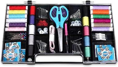Schramm® naaiset naaidoos 210 delen naaigarnituur naaigarnituur naaidoos doos dozen koffer naaikoffer