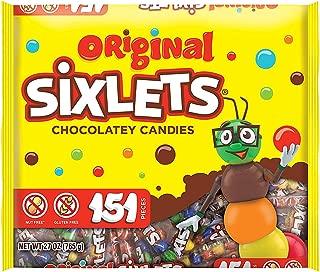 Original Sixlets 151 Count Laydown Bag - 27 ounces (1 Pack)