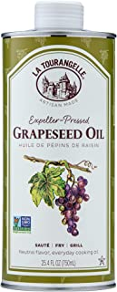 La Tourangelle, Grapeseed Oil, 25.4 Ounce (Packaging May Vary)