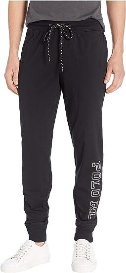 Jersey Jogger Pants
