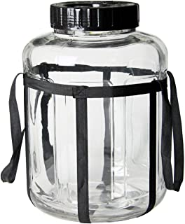 Kegco SD-7340J Carboy, 7 Gallon, Clear
