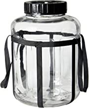 Best 5 gallon glass jars with lids Reviews