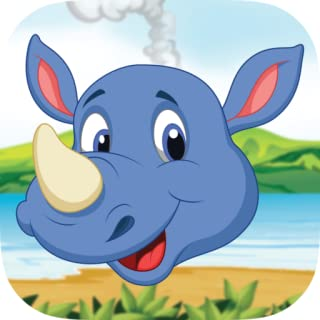 Kids Animals Scratch & Color 2 - Amazing Wild Animals Safari at the Zoo - Fun animal adventure scratch off & scrape game for babies, boys, girls and preschool toddlers under ages 2, 3, 4, 5 years old - Free Trial