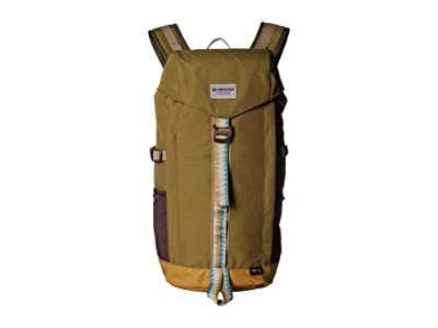 Burton Chilcoot Pack (Martini Olive Triple Ripstop) Day Pack Bags