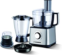 Hommer FOOD PROCESSOR 22 functions HSA239-01, Plastic WHITE