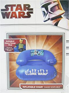 Star Wars Inflatable Chair - Blue Star Wars Inflatable Chair