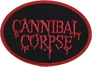 Application Cannibal Corpse - Logo Patch