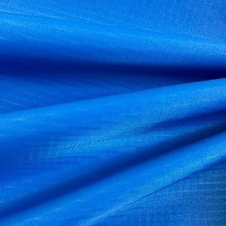 emma kites Azure Ripstop Nylon Fabric 60