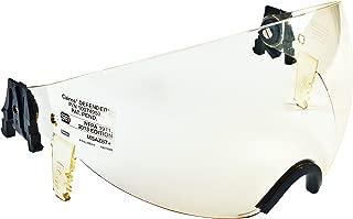 MSA 10077118 Defender Lens Assembly for Cairns 1010 Traditional Helmet, Amber Tuffshield