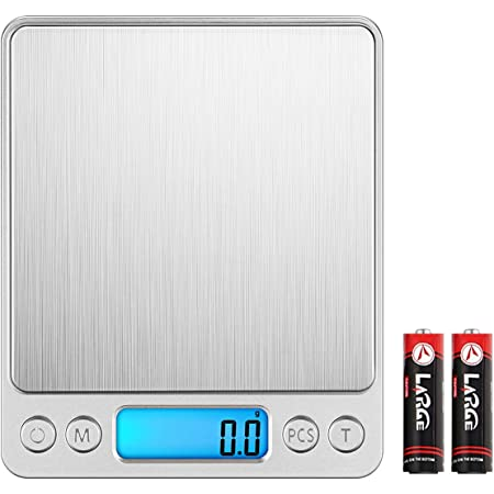 Digital Kitchen Scale Food Scale Stainless Electric Cooking Scales Electronic