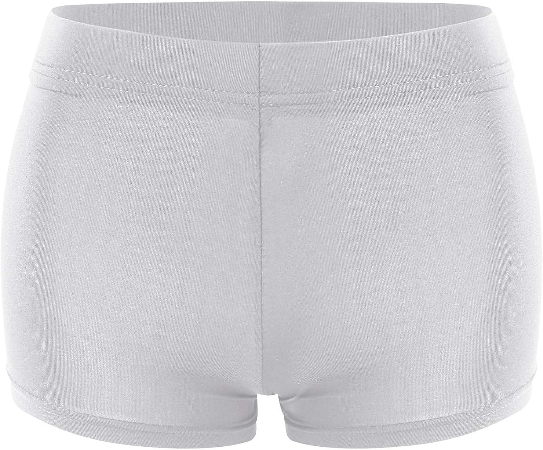 Misscat Women Solid San Antonio Mall Color Shorts Slip Yoga Manufacturer direct delivery Flex Running Spandex