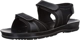 PARAGON ESCOUTE Men's Black Sandals