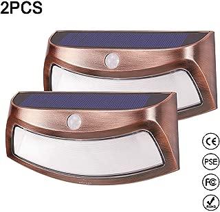 outdoor step lighting copper