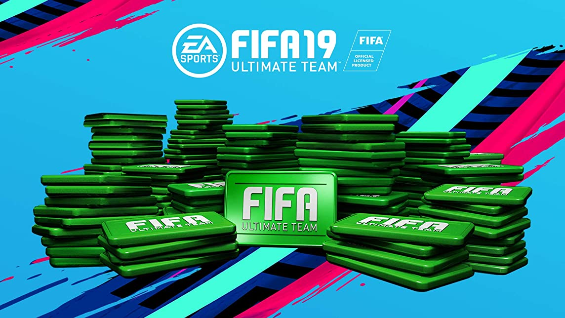 4,600 FIFA 19 Points Pack - Nintendo Switch [Digital Code]