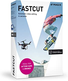 MAGIX Fastcut - Plus Edition 2017 – Software for automatic video editing