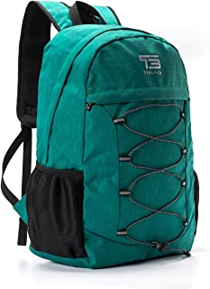 8119bd1ab9 TIBAG 30L 35L Water Resistant Lightweight Packable Foldable Hiking Camping  Daypack Backpack …