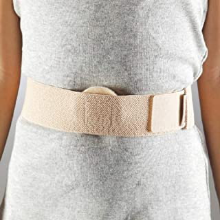 Umbilical Hernia Truss Support Belt for Baby, Infant, Children, Newborn Babies - Hernia Belly Button Band and Abdominal Navel Binder Wrap