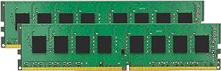 キングストン Kingston デスクトップPC用メモリ DDR4 3200MHz 8GBx2枚 CL22 1.2V KVR32N22S8/8X2 永久保証