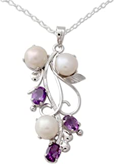 freshwater pearl necklace india