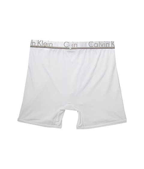 Amazing Clearance Top Quality Calvin Klein Underwear Comfort Microfiber 3-Pack Boxer Brief White/White/White Buy Cheap Pre Order Buy Cheap Nicekicks uMgRVvmP