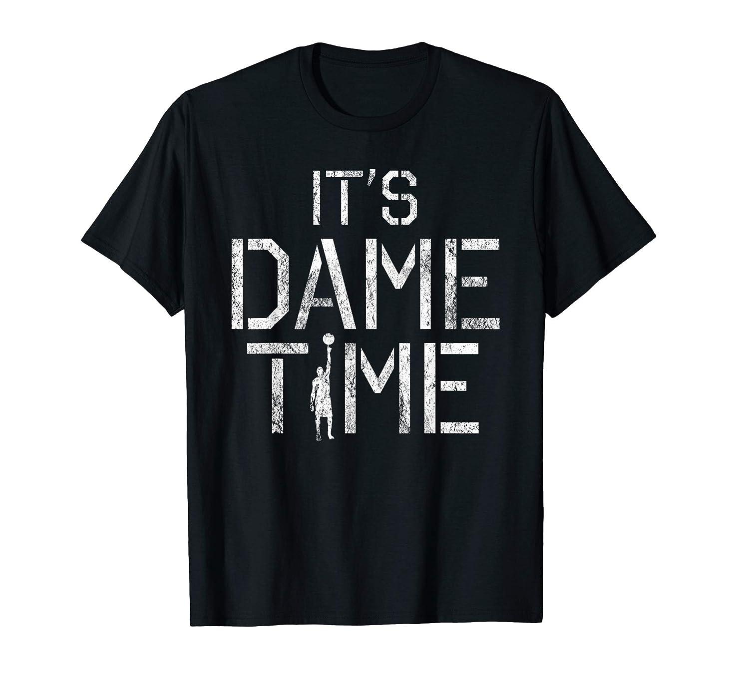 Portland Playoffs Time Fan Shirt