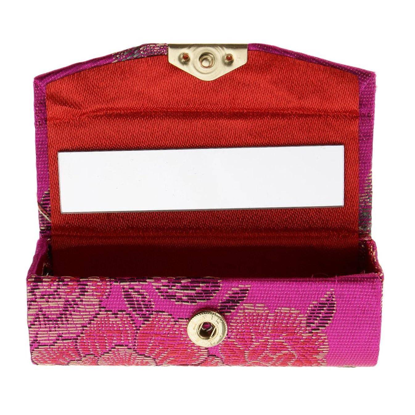 オーストラリア不合格全体DYNWAVE リップスティックケース 口紅収納ケース口紅ホルダー 化粧ポーチ 5個セット