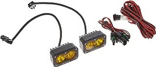 Baja Designs 54-47813 Amber S2 Sport Pair Driving/Combo LED