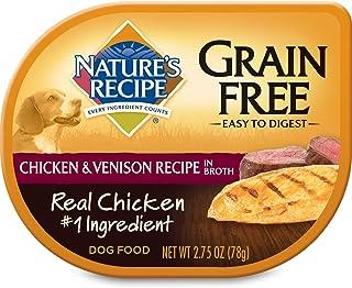 NatureS Recipe Digest Chicken Venison