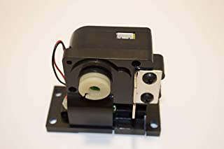 Lew All Fitness Solutions Replacement Black Gear Motor - Replacement Resistance Motor for Indoor Cycles, Ellipticals, and Rowers - Replacement Resistance Motor for Sole, Fuel, Spirit, Xterra, Esprit