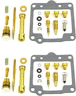 2x 80-82 XS400 Carburetor Carb Rebuild Repair Kit XS 400- FBA