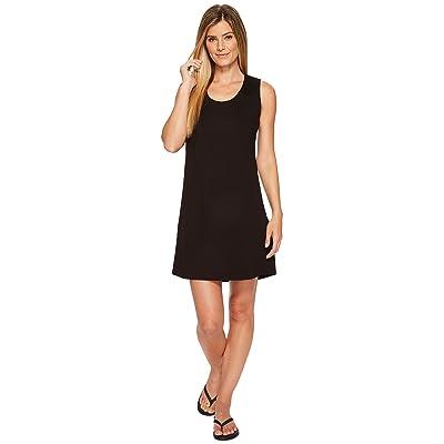 FIG Clothing Bow Dress (Black) Women