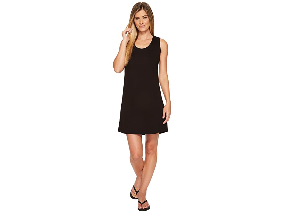 FIG Clothing Bow Dress (Black) Women