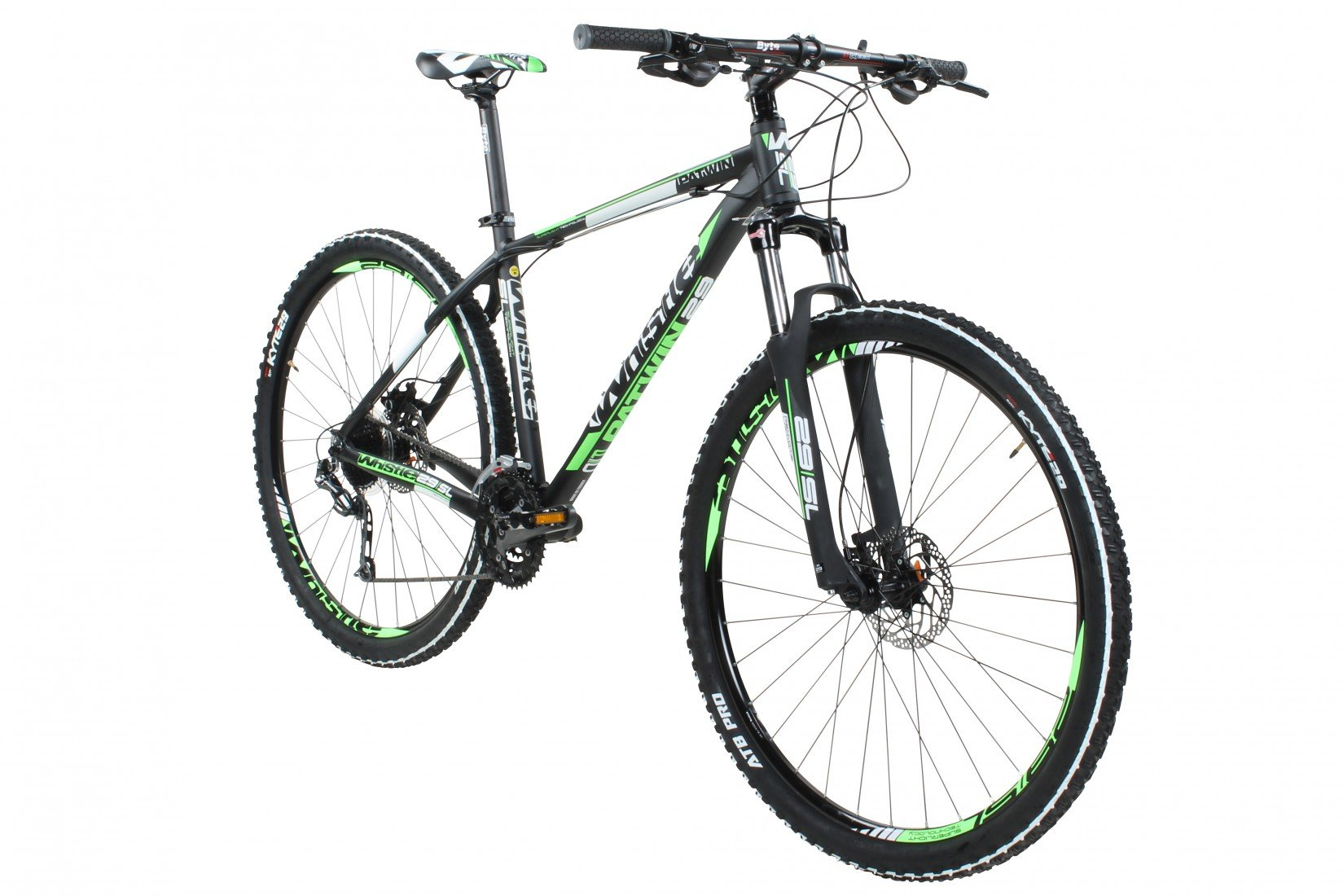 Whistle Patwin 1501 27S Bicicleta de montaña, 29 Pulgadas, Color ...