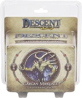Descent Second Edition: Gargan Mirklace (demon)