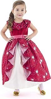 Little Adventures Ruby Princess Dress Up Costume
