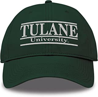 The Game NCAA Bar Design Classic Relaxed Twil Hat, Adjustable