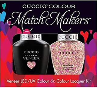 Cuccio Matchmakers Duo - Mimes & Musicians - Venice Beach '81 Spring/Summer Nail Polish + Uv/Led Gel