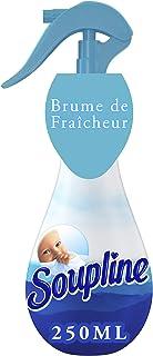 SOUPLINE - Brume de Linge Parfum Grand Air - Spray Pour Rafraîchir le Linge - Parfume Instantanément Sans Avoir Besoin de ...