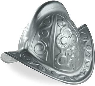 plastic conquistador helmet
