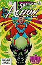 ACTION COMICS #647-649 Complete story