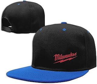 89996d7594e5c Unisex Power Tool Logo Milwaukee Washed Baseball Cap Adjustable Hip-Hop Caps