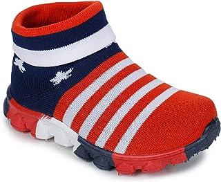 Liberty Terren-10 Red Walking Shoes - 7.5 Kids UK (25 EU) (81880061)