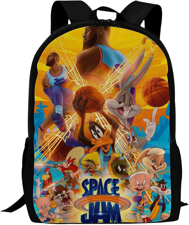 TOFOWUN New Le-gacy Unisex Children Elegant Notebook Ki Backpack Bookbag Bargain