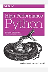 High Performance Python Paperback